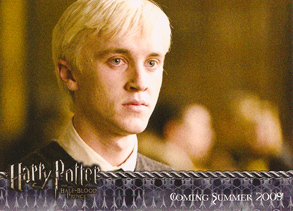 Harry Potter and the Half-Blood Prince Promo 05 Draco Malfoy