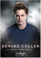#3 Edward Cullen (Robert Pattinson)